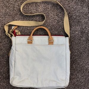 Skip Hop Duo Special Edition French Stripe Bag